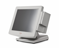 "Сенсорный терминал Posiflex KS-6812A белый, 12"" TFT, Intel ATOM 1.6 GHz, 160 GB HDD, 1 GB DDR2 RAM, USB, Windows POSReady 2009"