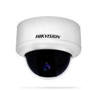 Видеокамера Hikvision DS-2CD764FWD-E купольная